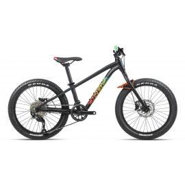 Orbea LAUFEY 20 H30  Kids Bike Black-Rainbow 2021