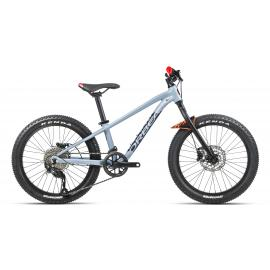 Orbea LAUFEY 20 H30  Kids Bike Blue-Grey-Red 2021