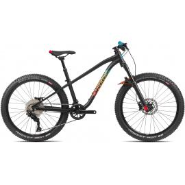 Orbea LAUFEY 24 H10  Kids Bike Black-Rainbow 2021