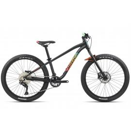 Orbea LAUFEY 24 H30  Kids Bike Black-Rainbow 2021