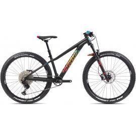 Orbea LAUFEY 27 H10  Kids Bike Black-Rainbow 2021