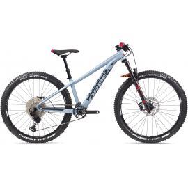 Orbea LAUFEY 27 H10  Kids Bike Blue-Grey-Red 2021
