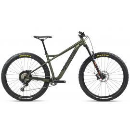 Orbea Laufey H10 MTB Green-Orange 2021