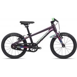 Orbea MX 16  Kids Bike Purple-Mint 2021