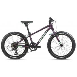 Orbea MX 20 DIRT  Kids Bike Purple-Mint 2021