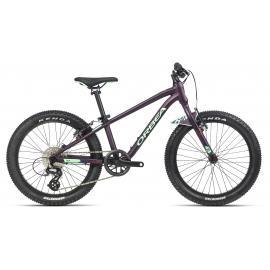 Orbea MX 20 TEAM  Kids Bike Purple-Mint 2021