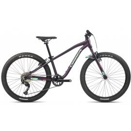 Orbea MX 24 DIRT  Kids Bike Purple-Mint 2021