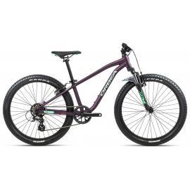 Orbea MX 24 XC  Kids Bike Purple-Mint 2021