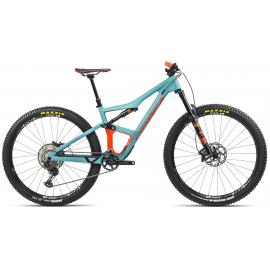 Orbea OCCAM M30  FS MTB Blue/Orange 2021