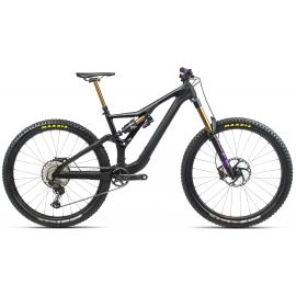 Orbea RALLON M-TEAM  FS MTB Black-Purple 2021