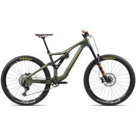 Orbea RALLON M20  FS MTB Green/Orange 2021