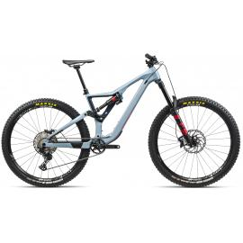 Orbea RALLON M20  FS MTB Grey/Blue/Red 2021