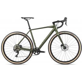 Orbea Terra H30 1X Road Bike Military Green 2021