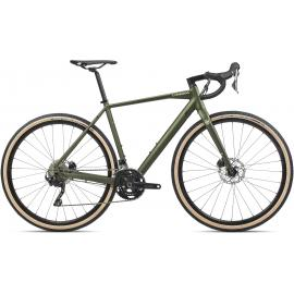 Orbea Terra H40 Road Bike Military Green 2021