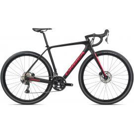 Orbea Terra M20 Road Bike Black-Red 2021