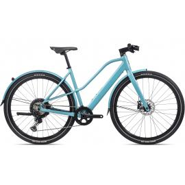 Orbea VIBE MID H10 MUD  E-Bike Urban Blue 2021