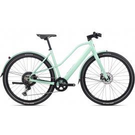 Orbea VIBE MID H10 MUD  E-Bike Urban Light Green 2021