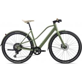 Orbea VIBE MID H10 MUD  E-Bike Urban Urban Green 2021