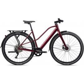 Orbea VIBE MID H30 EQ  E-Bike Urban Dark Red 2021