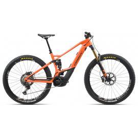 Orbea WILD FS M-TEAM E-MTB Orange/Black 2021