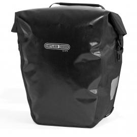 Ortlieb Back Roller City Pannier Black