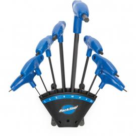 ParkTool PH-1.2 P-Handled Hex Wrench Set with Holder
