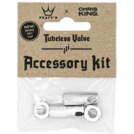 Peatys Peatys x Chris King (MK2) Tubeless Valve Accessory Kit