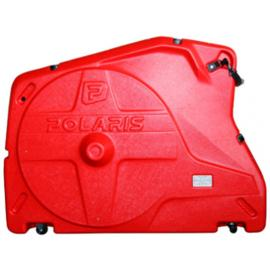 Polaris Bike Pod Pro Bike Case Red
