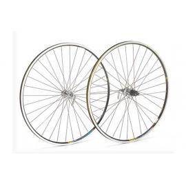 Pro-Build 105 Mavic Open Pro 700c 32H Front Road Wheel