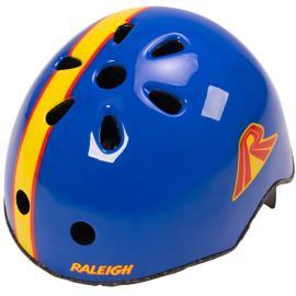 Raleigh Mag Burner Helmet 50-54cm Blue
