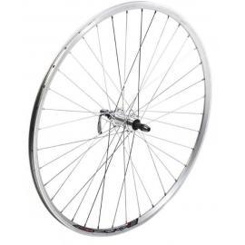Raleigh Rear Wheel 700c Alloy Q/R Screw-On