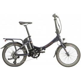 Raleigh Stow-E-Way Folding Bike Dark Blue