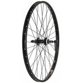 Tru-build Rear Wheel Black 09