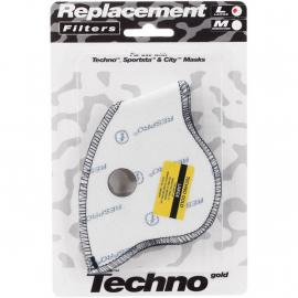 Respro Techno Filters - Pack of 2