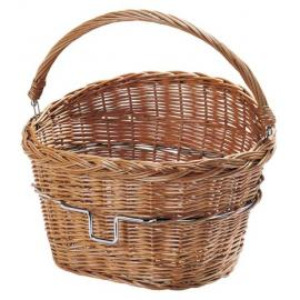 Rixen & Kaul Wicker Front Basket Without KF850 Adapter