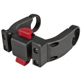 Rixen Kaul Kilckfix E-Bike Handlebar Adaptor 22.0-26.0mm Black