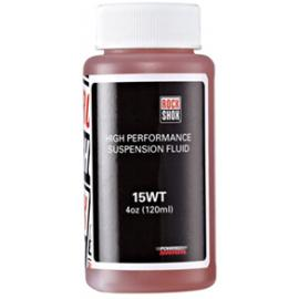 RockShox Suspension Oil 15WT 120ml Bottle