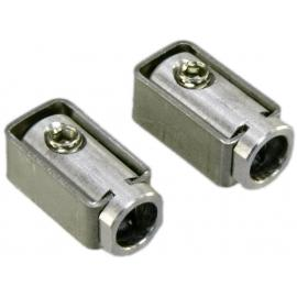 Rohloff Speedhub Cable Connectors Bayonet Type 2xFemale