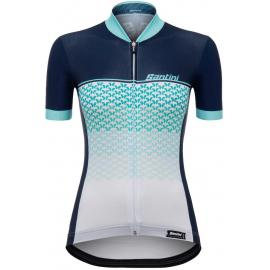 Santini Womens Volo Short Sleeve Jersey 2019