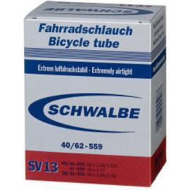 Schwalbe 22x1 3/8 SV Presta Tube SV8