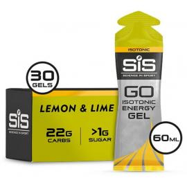 Sis Go Gel Isotonic Energy Gel 60ml Lemon and Lime