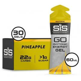 SIS GO Isotonic Gel Pineapple 60 ml Tube