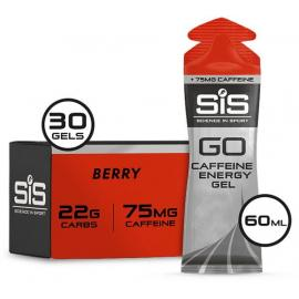 SIS Go Plus Caffeine Gel 60ml