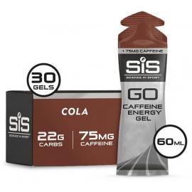 SIS Go Plus Cola Caffeine Gel 60ml