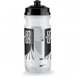 SIS Sports 600ml Water Bottle Clear
