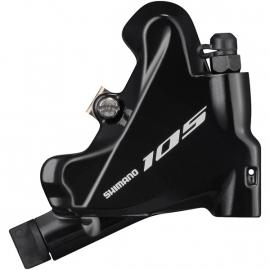 Shimano 105 BR-R7070 Flat Mount Calliper, Without Rotor or Ad