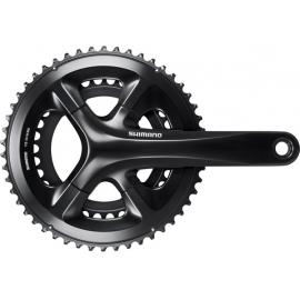 Shimano 105 FC-RS510 Double Chainset, for 135/142mm axle, Black