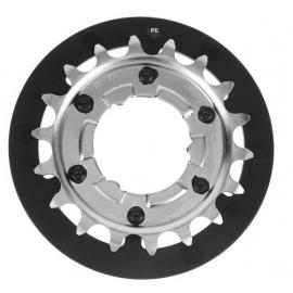 Shimano CS-S500 Alfine Single Sprocket with Chain Guide 18T