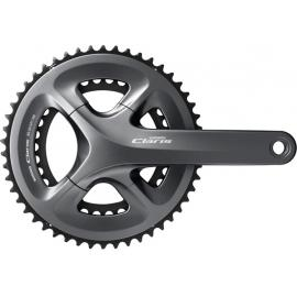 Shimano Claris FC-R2000 Compact Chainset, 8-speed 50/34T