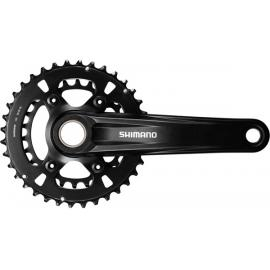 Shimano FC-MT510 12-Sp 48.8mm Chainline  36/26T Chainset
